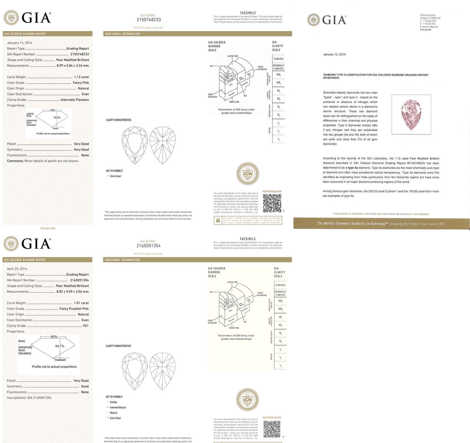 gia appendix reports pricescope wiki diamond i grading