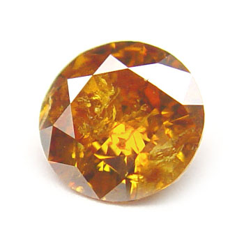 View 1.11 ct. Round Fancy Deep b. y. Orange
