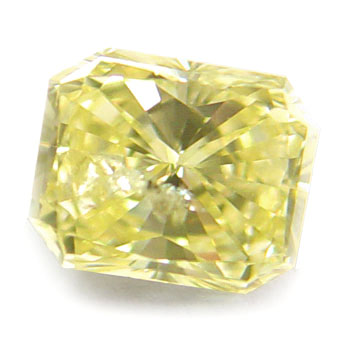 View 1.04 ct. Radiant Fancy Yellow