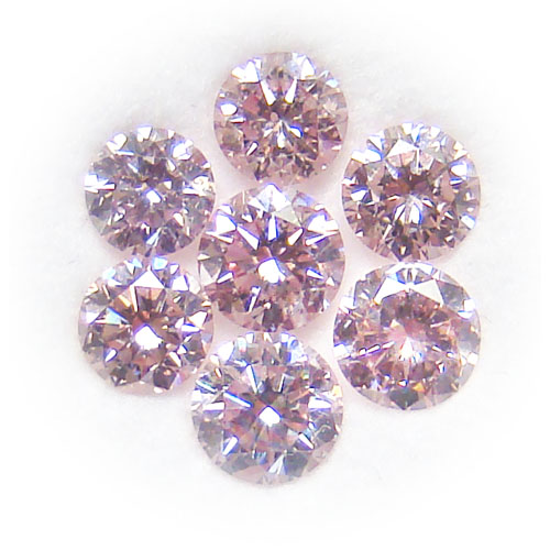 View 1.76 ct. Round Argyle Pink Collection