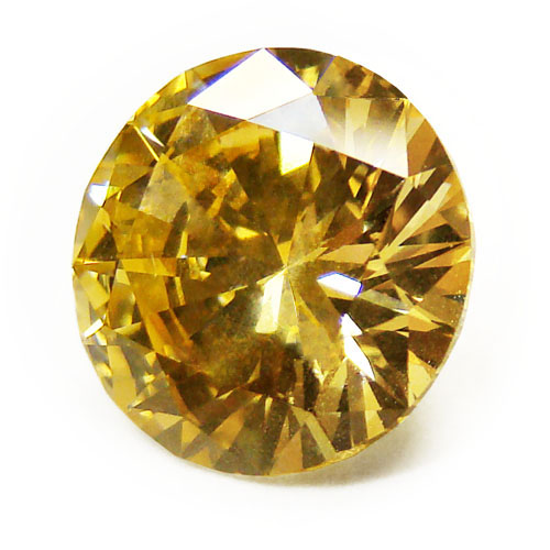 diamond total brownish shaped ring with pear in gia yellow natural certificate fancy ct kavels